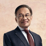 His Excellency Dato' Seri Anwar Bin Ibrahim