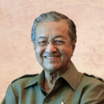 His Excellency, Mahathir Mohamad